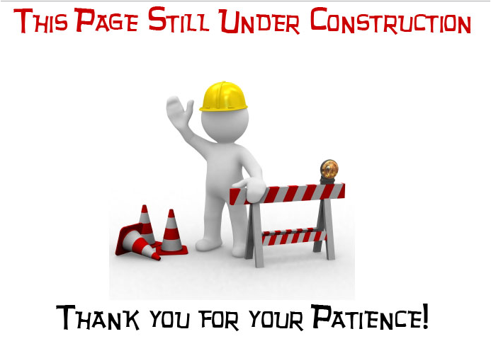 Page still under construction